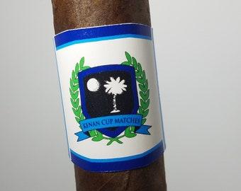 Custom Cigar Labels Corporate Event Cigar Labels Wedding Logo Cigar Labels Promotional Gift Custom Cigar Label Personalized Logo Cigar Label