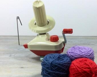 Pre-Owned Wool Winder