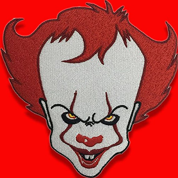 WICKED SMILE patch