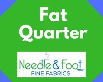 Fat Quarter Listing-Enter the Fabric You Need!  Custom Cut-Fat Quarters