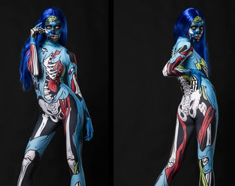 82c9b7bf3e8aa Zombie costume | Etsy