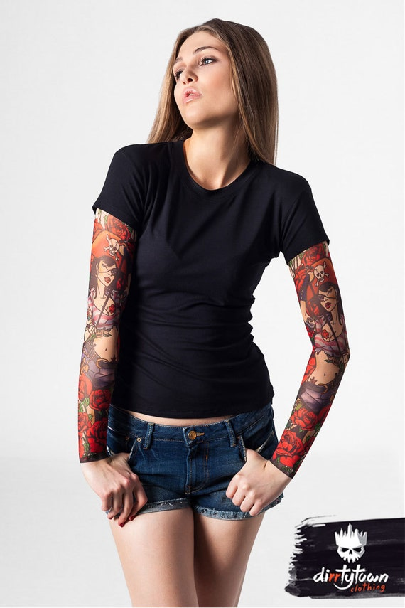 Tattoo sleeves sexy