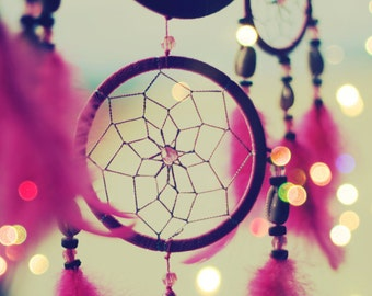 Dream Catcher KIT ~ Make Your Own Customized Dream Catcher (easy and unique/whinsical!)