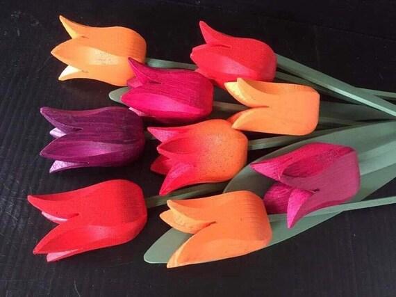"""Bouquet of tulips """"YLVA"""""""
