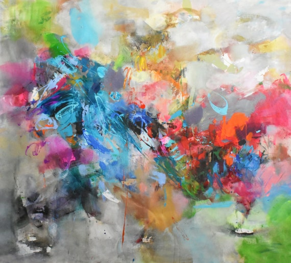 Wall Art Canvas Abstract Abstract Painting Original Large Modern Art Canvas Acrylic Painting Canvas Handmade Painting On Canvas Original