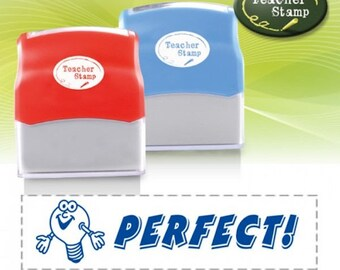 Self-Inking Teacher Stamp - Perfect - DS017