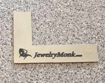 Jewelry Maker's Square in Stainless Steel from JewelryMonk.com