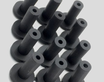 12 Slot Car Replacement Body Posts for TJets, Aurora AFX or 4-Gear Cars