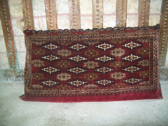 Turkmene Yomud Tschowal Teppich Tschowal Ethnischen Teppich Etsy