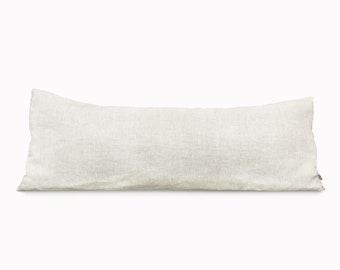 20x54 Body Pillow Cover Linen Body