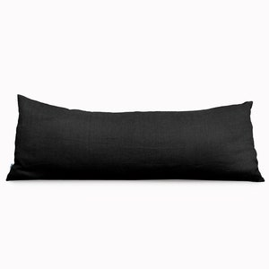 Long Lumbar Pillow Insert Body Pillow