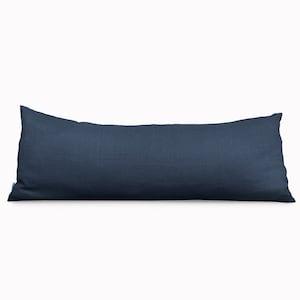Bolster Pillow Case White (4' 6 bed) 54