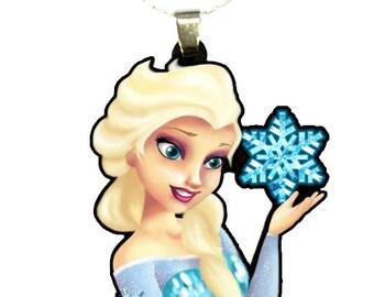 Elsa Frozen Necklace