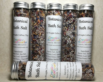 Salts, Soaks, and More