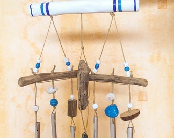Wind chime Driftwood by the Corinne workshop