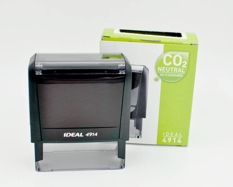Custom Calligraphy Family Address Stamp Housewarming Gift Stamp Mitchell Design Address Stamp Self-Inking Return Address Stamps