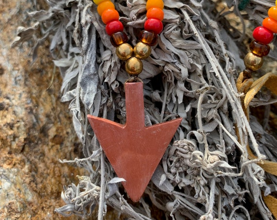 Guiding Arrow Necklace