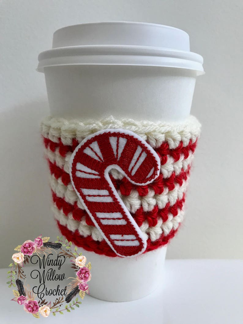 The Candy Cane Cozie image 0