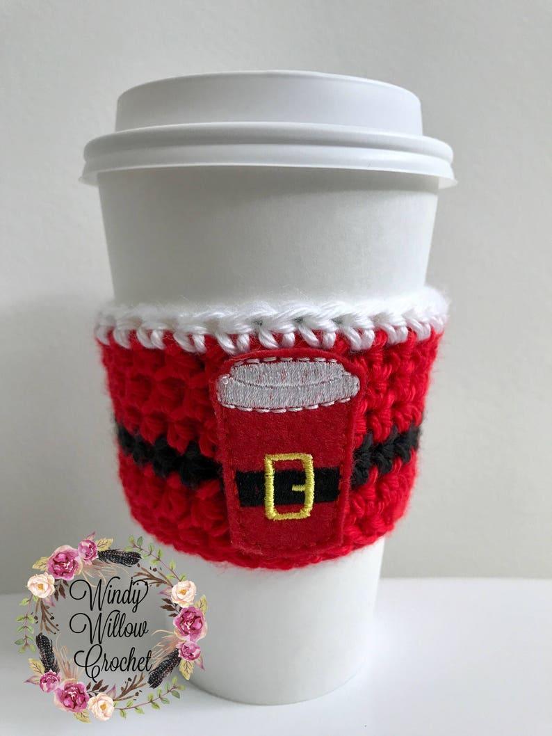The Christmas Drink Cozies / Coffee Cozie / Tea image 0