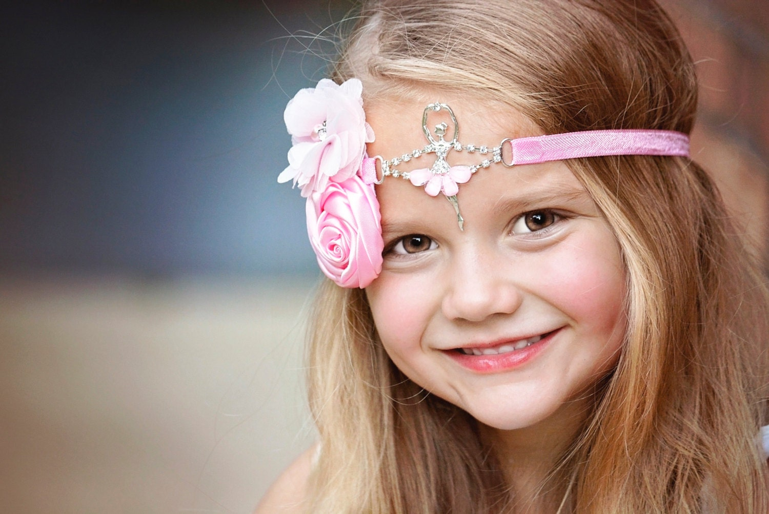 Ballerina Headband Ballerina Birthday Dance Recital Gift  43bb224e427