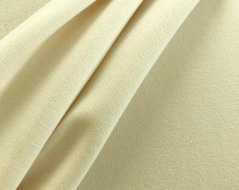 Organic Jersey, creamy, creamy white, mind the Maker, extra width
