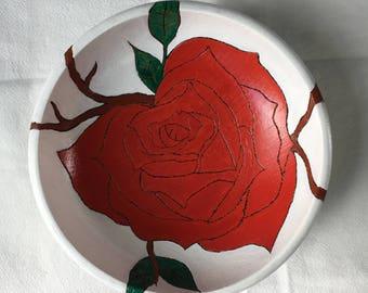 Wooden Decorative Bowl