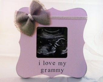 Mothers Day gift from granddaughter grandkids to grandma Mothers Day gift for grammy frame