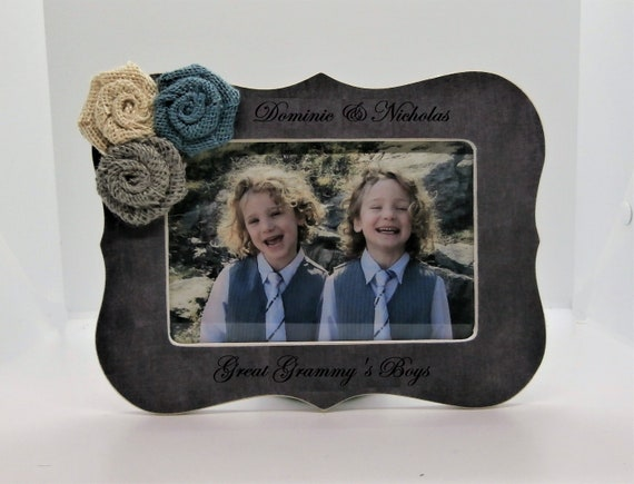 Great Grandma Gift For Great Grandmother Frame Great Grammy Etsy