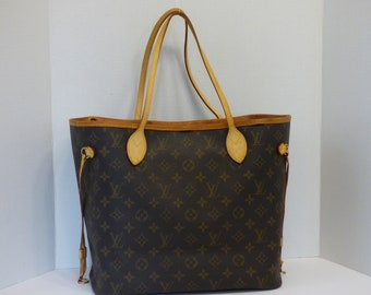 COMING SOON - Authentic Vintage Louis Vuitton Neverfull MM