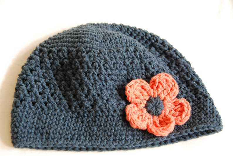02d24543444 Sale 6-preteen girl hat Hand crochet girl beanie fall