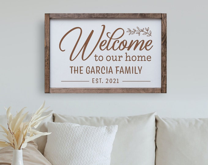 Custom Wood Sign, Rustic Farmhouse Sign, Home Wall Decor, Personalized Wooden Sign, Custom Quote Sign, Wood Plaque Design Your Own Wood Gift
