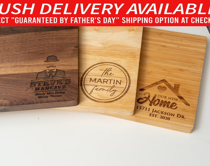 Butcher Board, Gifts for Dad, Father's Day Gift, Custom Grilling Gift, Husband Gifts, Father's Day Gift for Grandpa, Grill Master, For Dad
