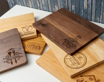 Anniversary Gifts, Personalized Cutting Boards, Anniversary Gifts for her, Gifts for Couple, Gifts for Him, Gifts for Husband, Custom Boards