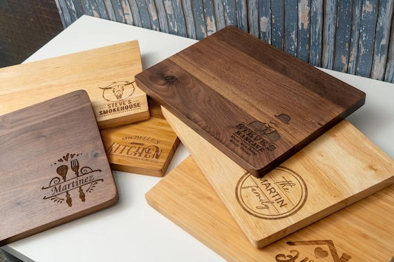 Anniversary Gifts Personalized Cutting Boards Anniversary