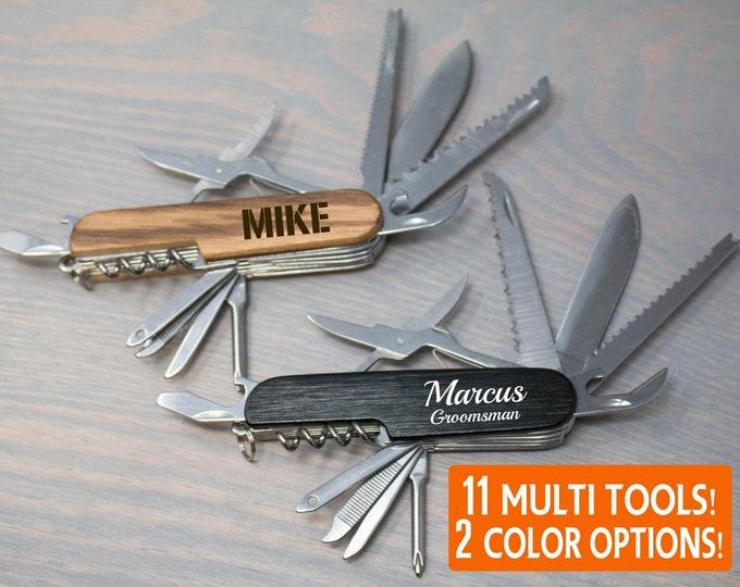 Corkscrew Multi Tool