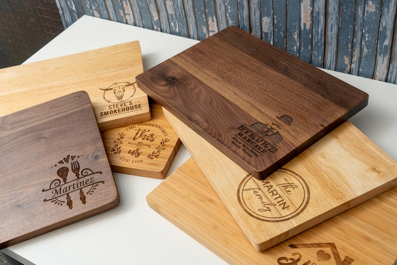 photo of Personalized Cutting Boards