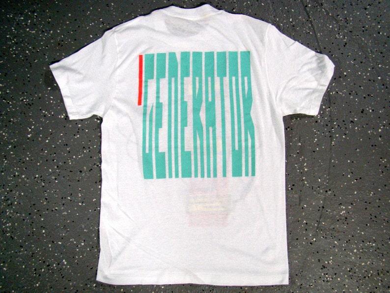 Yes Big Generator Tour 1987 (Small) - Please Read Description!