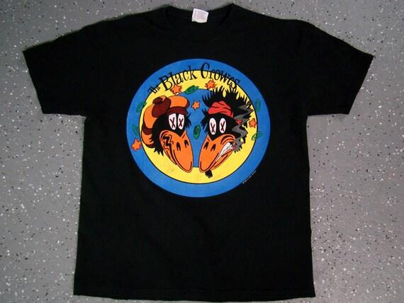 The Black Crowes 1993 Tour T Shirt (Large) - Pleas
