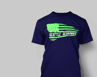 Hot Seahawks t shirt | Etsy