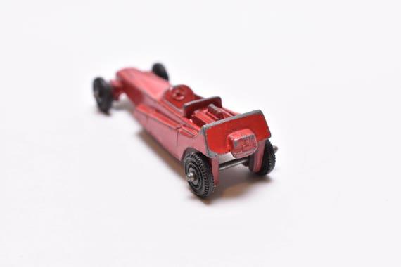 14 Rouge Vintage Dragster2 Jouet Tootsie Wedge UpzMVqSG