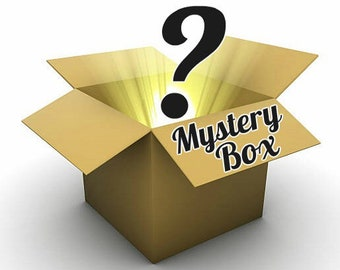 Mystery Box - 2 lbs Of Surprises, Overstock Items, Surprise Goat Milk Soaps, Surprise Box, Discounted Bath Bombs, Clearance