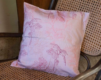 """Cushion cover """"FIG TREE"""""""