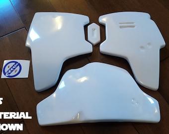 Boba Fett chest armor kit mandalorian prop cosplay