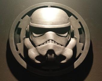 Star Wars Stormtrooper plaque