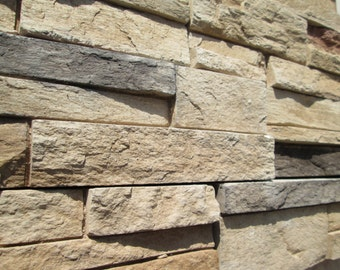 Concrete Molds Wall Stack Stone Veneer mold mould free shipping