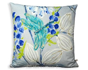Designers Guild Kimono Blossom Delft Cushion Cover