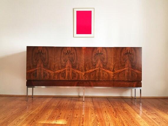 Madia in legno di palissandro Dieter Wäckerlin metà del secolo | Etsy