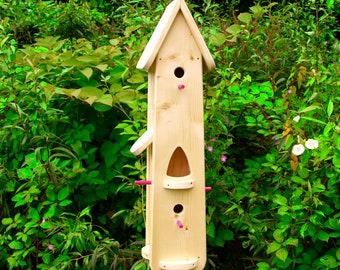 Vogelhaus Zum Selber Bemalen Vogelhaus Bausatz Vogelhaus Etsy