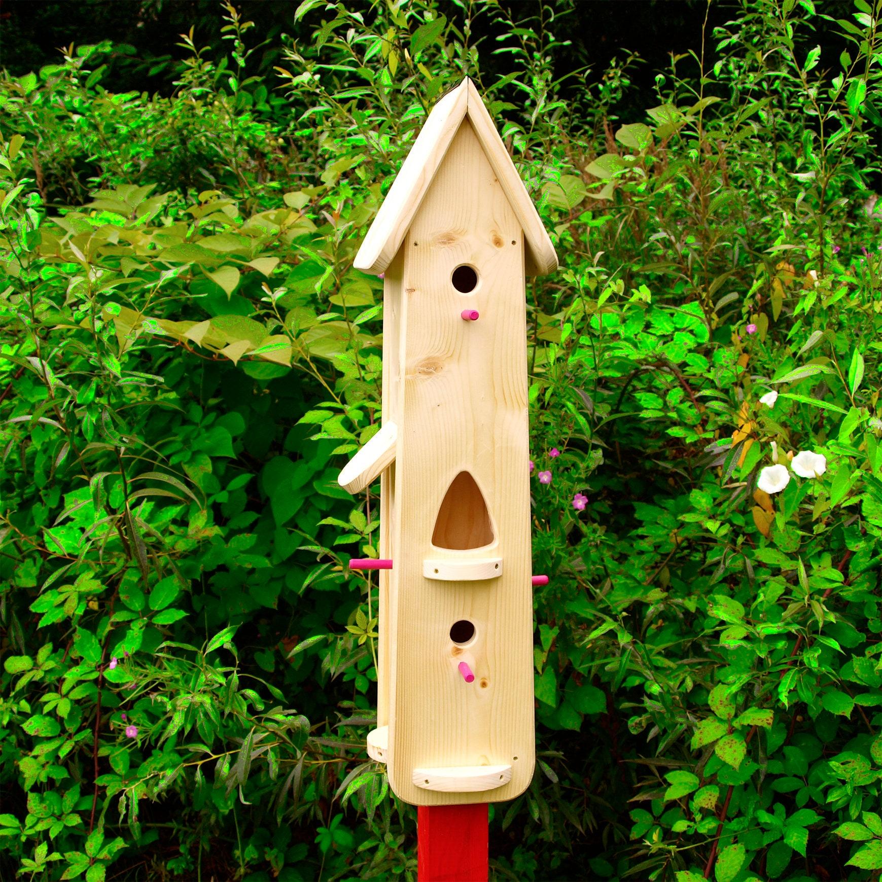 vogelhaus zum selber bemalen vogelhaus bauen | etsy