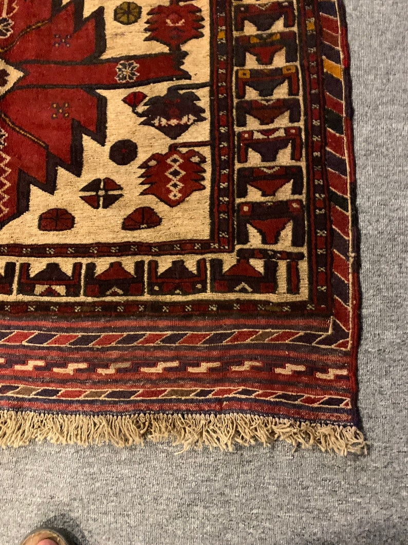 119 reach Handmade carpet from Afghanistan ???????? made